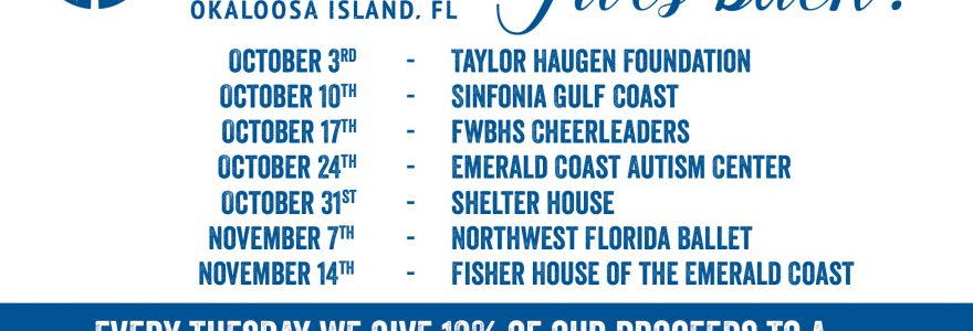 The Gulf Gives Back – Shelter House