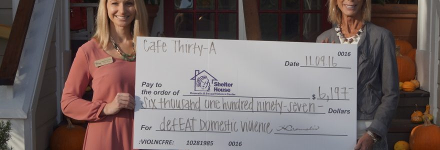 Local Restaurants Join Forces to defEAT Domestic Violence